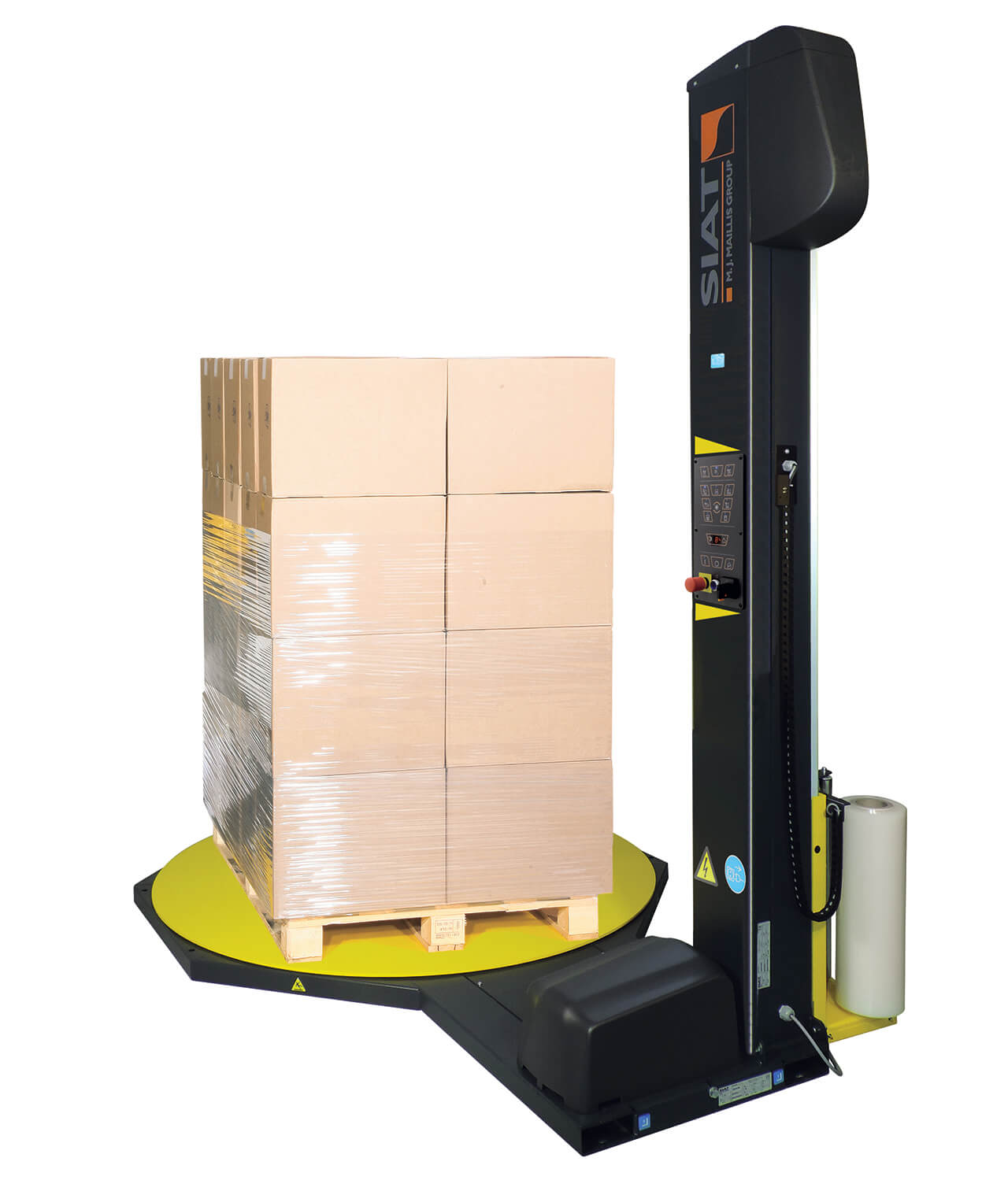 Mesin Wrapping Pallet
