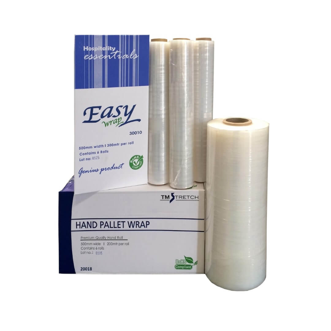 Plastik Wrapping